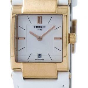 Tissot T-Lady T02 Quartz T090.310.36.111.00 T0903103611100 naisten kello