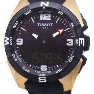 Tissot T-Touch Expert Solar T 091.420.47.207.00 T0914204720700 NBA Special Edition Miesten Kello