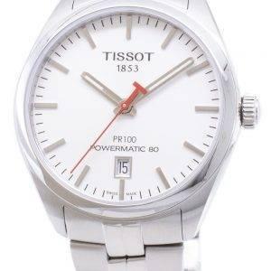 Tissot PR 100 Aasian kisat painos T 101.407.11.011.00 T1014071101100 Powermatic 80 Miesten Kello