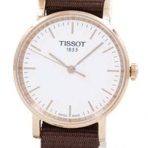 Tissot T-Classic aina pieni Quartz T109.210.37.031.00 T1092103703100 naisten kello
