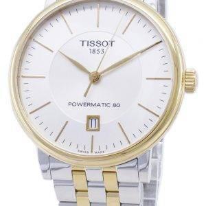 Tissot T-Classic Carson T 122.407.22.031.00 T1224072203100 Powermatic 80 Miesten Kello