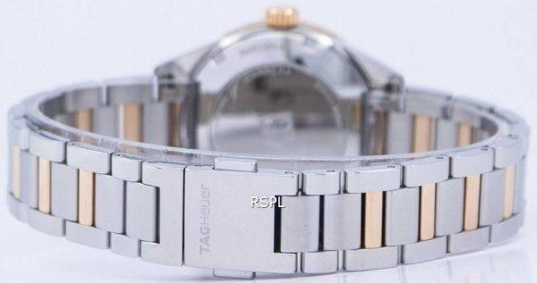 TAG Heuer Carrera kvartsi Diamond aksentti WAR1353. BD0779 Naisten kello