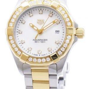 Tag Heuer Aquaracer WBD1423. BB0321 Diamond aksentti kvartsi 300M naisten Kello