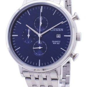 Citizen Chronograph AN3610-55L Quartz Analog Miesten kello