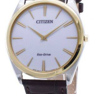 Citizen Stiletto AR3074-03A Eco-Drive Analog Miesten kello