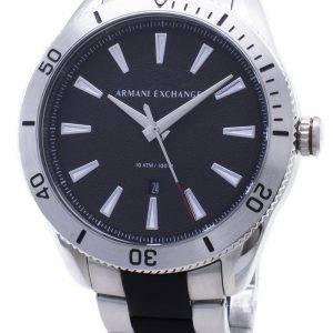 Armani Exchange Quartz AX1824 Analoginen miesten kello