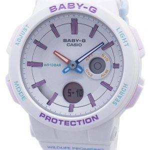 Casio Baby-G BA-255WLP-7A BA255WLP-7A analoginen digitaalinen naisten Kello