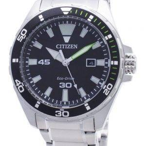 Citizen Eco-Drive BM7451-89E Analoginen miesten kello