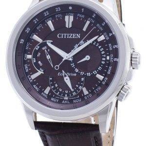 Citizen Eco-Drive BU2020-29X Analoginen miesten kello