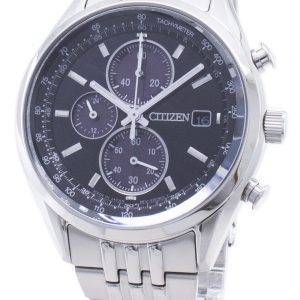 Citizen Eco-Drive CA0450-57E Kronografian analoginen miesten kello