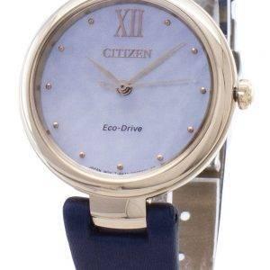 Citizen Eco-Drive EM0533-15D Analoginen Naisten kello