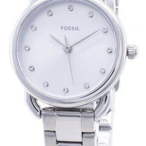 Fossil Tailor Mini ES4496 Diamond Accent Analog Naisten kello