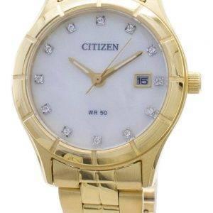 Citizen Quartz EU6042-57D Diamond Accents Naisten kello