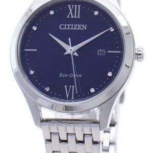 Citizen Eco-Drive EW2530-87L Analoginen Naisten kello