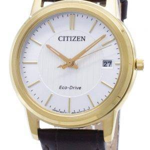 Citizen Eco-Drive FE6012-11A naisten analoginen kello