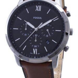 Fossiilinen Neutra FS5512 Analoginen miesten kello