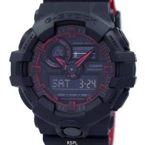 Casio G-Shock valaisin iskunkestävä GA 700SE 1A4 GA700SE 1A4 Miesten kello