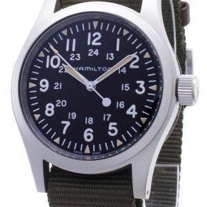 Hamilton Khaki Field H69429931 Automaattinen analoginen miesten kello
