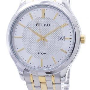 Seiko Neo Classic SUR295 SUR295P1 SUR295P Quartz Analog miesten Kello