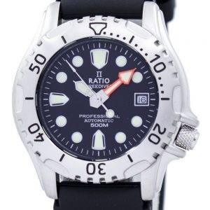 Suhde II vapaa sukeltaja Professional 500M automaattinen 32GS202A Miesten Kello