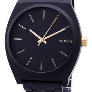 Nixon kvartsi aika Teller 100M A045-1041-00 Miesten kello