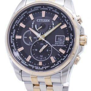 Citizen Eco-Drive AT9038-53E Radio Controlled 200M Miesten kello