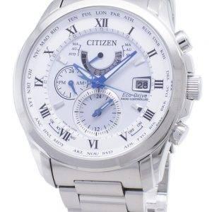 Citizen Eco-Drive AT9081-89A Radio-ohjattava miesten kello