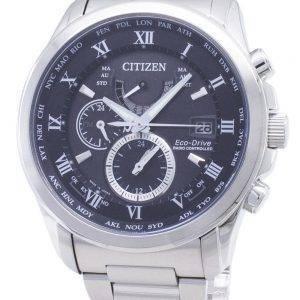 Citizen Eco-Drive AT9081-89E Radio-ohjattava miesten kello