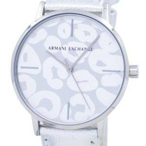 Armani Exchange analoginen Quartz AX5539 naisten Kello