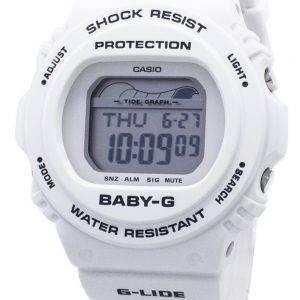 Casio Baby-G G-Lide BLX-570-7 BLX570-7 Shock Resistant 200M Naisten kello