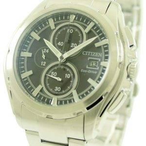 Citizen Eco-drive Chronograph urheilu CA0270-59F miesten kello