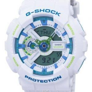 Casio G-Shock Sport iskunkestävä World Time analoginen digitaalinen GA-110WG-7A Miesten Kello