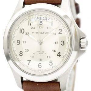 Hamilton Khaki kuningas automaattinen H64455523 Miesten kello