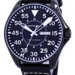 Hamilton Khaki automaattinen ilmailun H64785835 Miesten kello