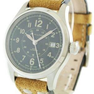 Hamilton Khaki kentän automaattinen H70595593 Miesten kello