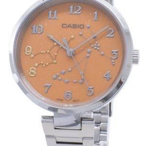 Casio Quartz LTP-E10D-4A LTPE10D-4A naisten analoginen kello