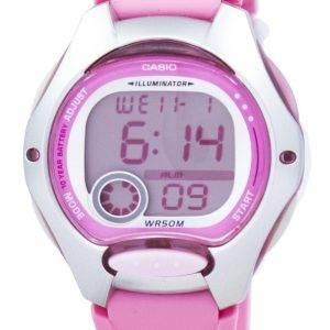 Casio Digital urheilu valaisin 4BVDF/200/LW naisten kello