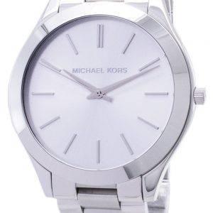 Michael Kors kiitotien Silver Dial MK3178 naisten kello