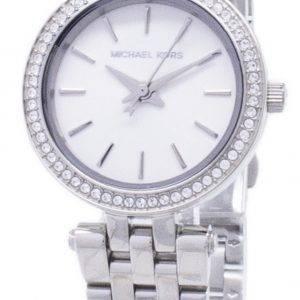 Michael Kors Petite Darci ruostumattomasta teräksestä kiteitä MK3294 naisten kello