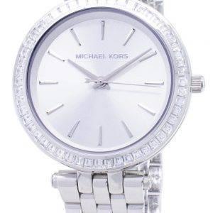 Michael Kors Petite Darci Silver Dial ruostumatonta terästä MK3364 naisten kello