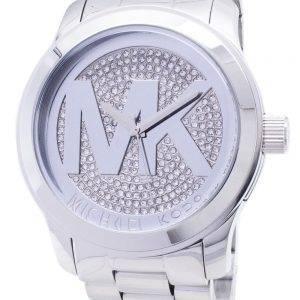Michael Kors kiitotien Crystal tasoittaa MK5544 naisten kello