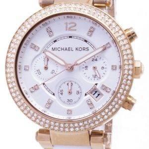 Michael Kors Parker Chronograph kiteitä MK5774 naisten kello