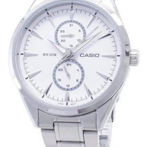 Casio Quartz MTP-SW340D-7AV MTPSW340D-7AV Analogiset miesten kello