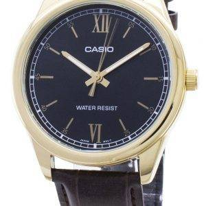 Casio Quartz MTP-V005GL-1B2 MTPV005GL-1B2 analoginen miesten kello