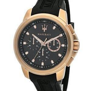 Maserati Sfida Chronograph Quartz R8851123008 Miesten kello