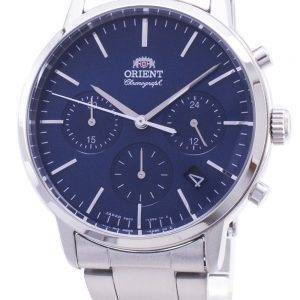 Orient Contemporary Chronograph RA-KV0301L00C Quartz Japan Made Miesten kello