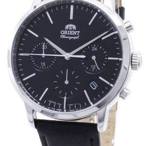 Orient Contemporary Chronograph RA-KV0303B00C Quartz Japan Made Miesten kello