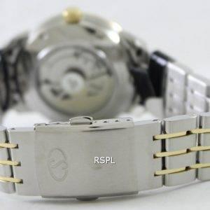 OrientStar taaksepäin Power Reserve SDE00001W Miesten kello