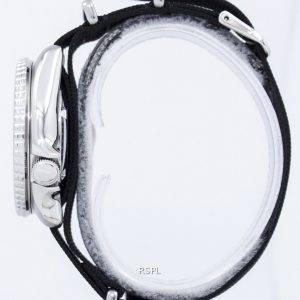 Seiko automaattinen Diver 200M Naton hihna SKX009K1 NATO4 Miesten kello
