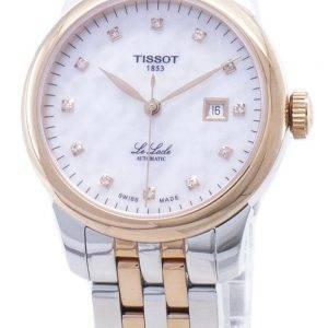 Tissot T-Classic Le-Locle T006.207.22.116.00 T0062072211600 Automaattinen naisten kello